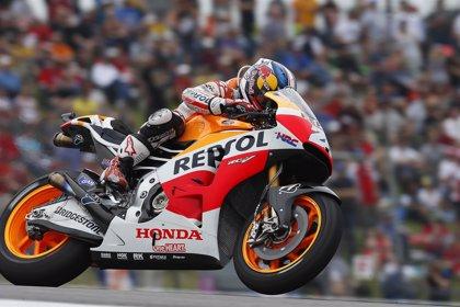 """Pedrosa: """"Hemos dado un paso al frente en la configuración de la moto"""""""