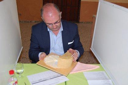 Premiados tres quesos extremeños y uno manchego en Trujillo