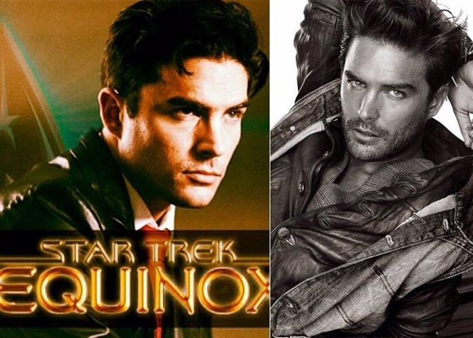 Alejandro Corzo interpretará al capitán Kent en Star Trek
