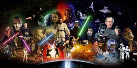 Star Wars, La Guerra de las Galaxias