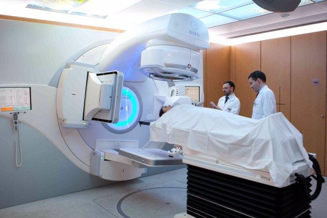La cun adquiere el acelerador lineal m s avanzado para el - Tratamiento para carcoma ...