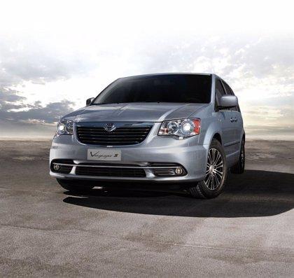 Lancia comercializa en España la versión S del Voyager