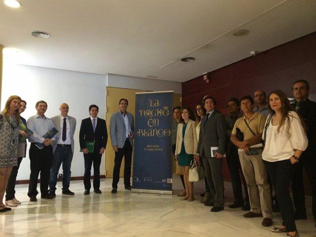 Noche en Blanco 2014 entidades participantes
