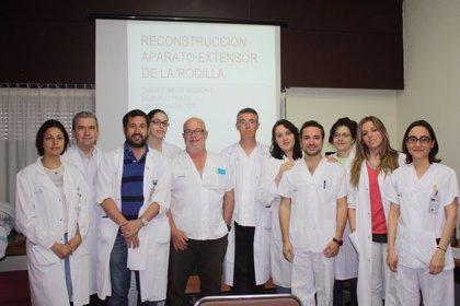 Especialistas en Traumatología debatirán sobre las prótesis de rodilla en el Área Integrada de Albacete