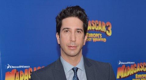 David, Ross (Friends)