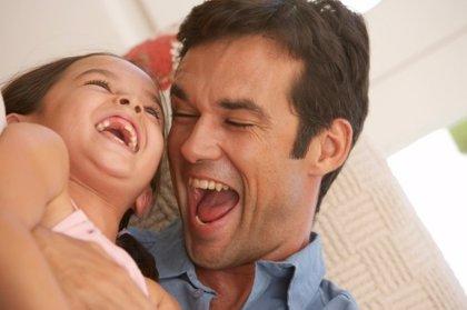 Beneficios del buen humor para los niños