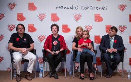 La Fundación Menudos Corazones pone en marcha una campaña para ayudar a niños con cardiopatías congénitas