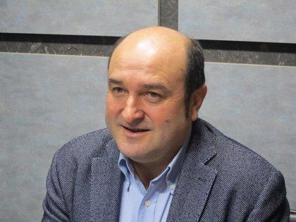 """Ortuzar: """"Si Txiki Muñoz quiere hacer política que se presente a las elecciones"""""""