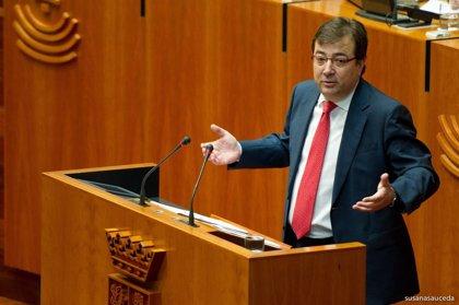 Vara anuncia que presentará una moción de censura cuando termine el Debate sobre el Estado de la Región