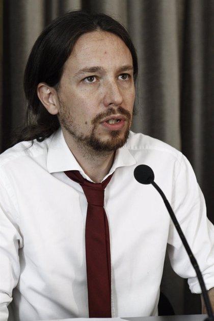 El candidato de Podemos a las elecciones europeas, Pablo Iglesias, ofrecerá un mitin en Cartagena