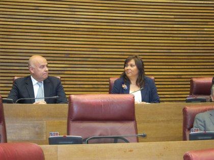 Los alcaldes de Lorcha y Polop sustituyen a Castedo y Díaz Alperi en las Corts