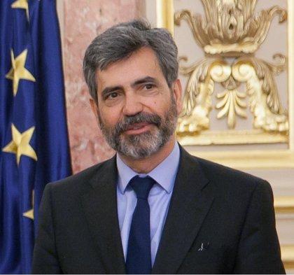 """Presidente del Supremo defiende una Euskadi """"sin fronteras"""", como """"tierra de encuentro"""""""
