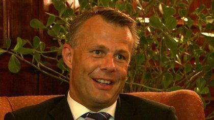 El holandés Björn Kuipers arbitrará la final