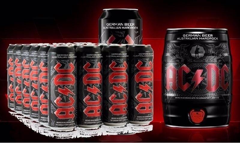 Resultado de imagen de ac/dc bebida
