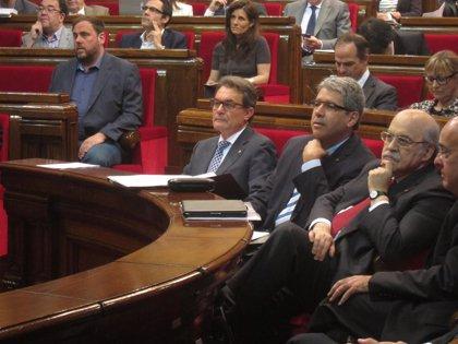 """Mas-Colell pide un déficit del 1,3% y critica el """"gesto torero"""" de Rajoy de renunciar a décimas"""