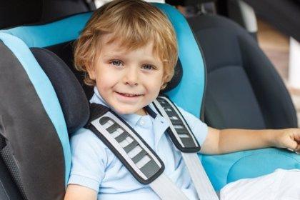 Tipos de sillas de coche para niños