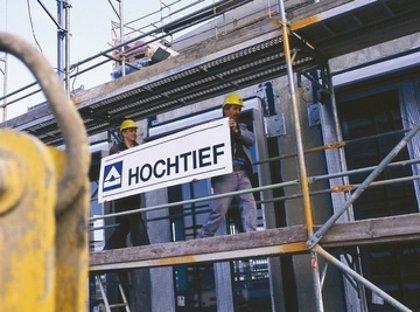 Hochtief (ACS) gana 44,1 millones en el primer trimestre, un 1,3% más