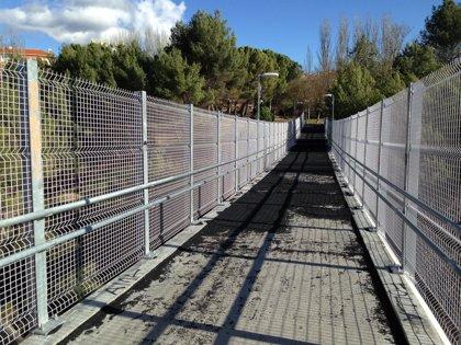 El Ayuntamiento de Cuenca y Acciona repararán la Pasarela del Júcar este verano