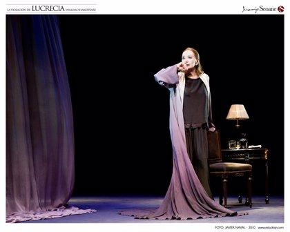 Nuria Espert protagoniza 'La violación de Lucrecia', de William Shakespeare
