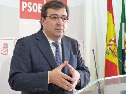 """Ferraz respalda a Vara, ve """"justificada"""" la moción de censura y recalca que la pelota está en el tejado de IU"""