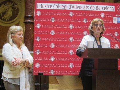 Abogados catalanes atienden a 59 enfermos de cáncer de forma altruista