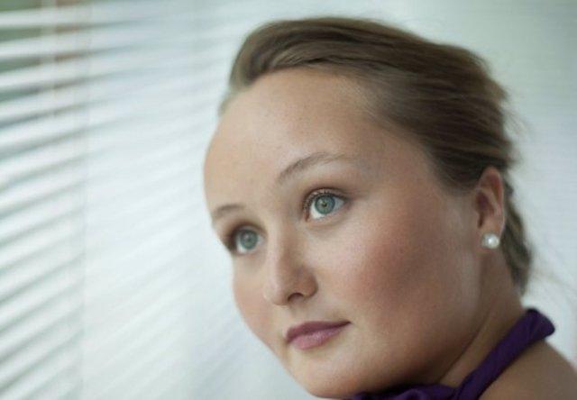 La soprano rusa Julia Lezhneva
