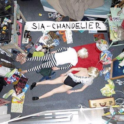 Sia presenta videoclip para 'Chandelier'