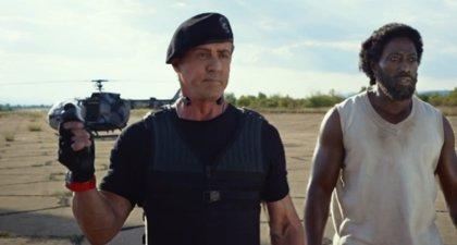 """Tráiler de Los Mercenarios 3: """"¡La que nos espera!"""""""