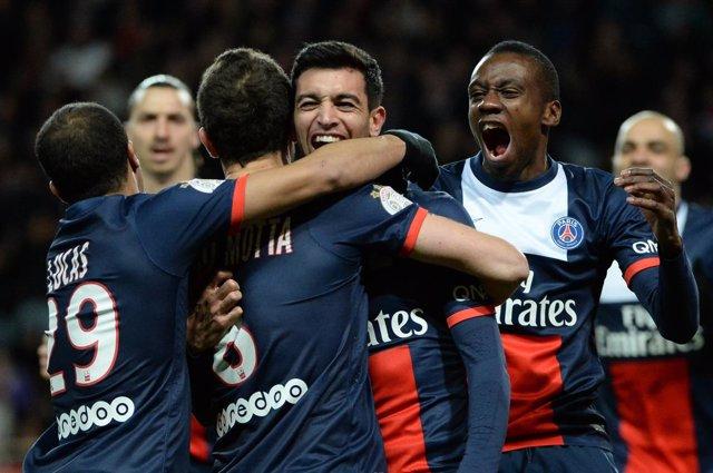 El Paris Saint-Germain se proclama campeón de la Liga francesa