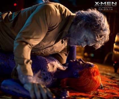 X-Men: Days of Future Past, Mística y Bestia en la 'intimidad'