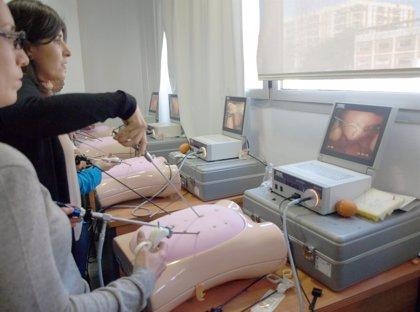 El Hospital General de Valencia inicia sus cursos como Centro Europeo de Endoscopia