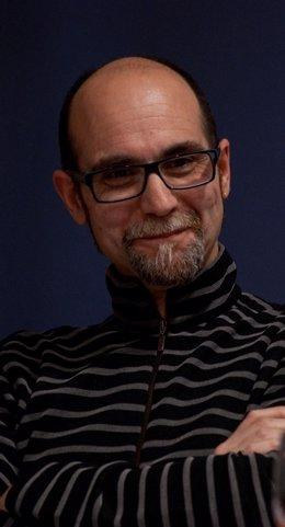 Javier García, director Cátedra Leonard Cohen Universidad de Oviedo