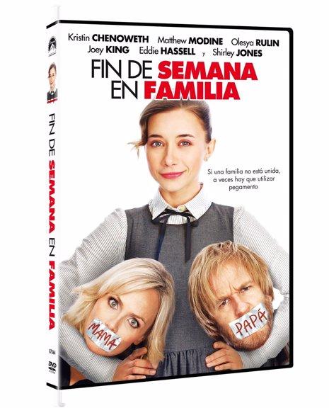 Sorteo: ¡3 DVD de Fin de Semana en Familia!