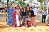 Foto: Los famosos dan color y glamour a la Feria de Abril de Sevilla