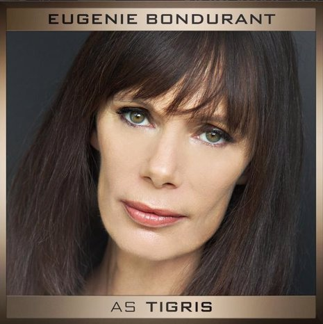 Eugenie Bondurant será Tigris