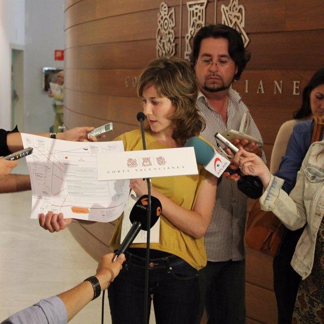Albiol explica la denuncia ante Anticorrupción por adjudicaciones sanitarias