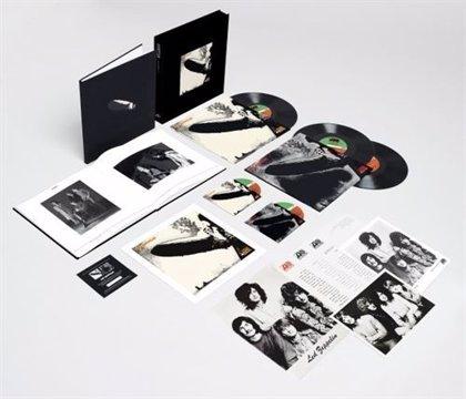 Jimmy Page piensa en publicar más música inédita de Led Zeppelin