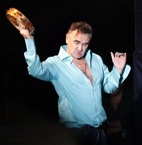El Cantante Británico Morrissey, Ex Vocalista The Smiths