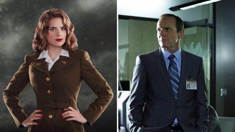 ABC renueva Agents of S.H.I.E.L.D y da luz verde a Agent Carter
