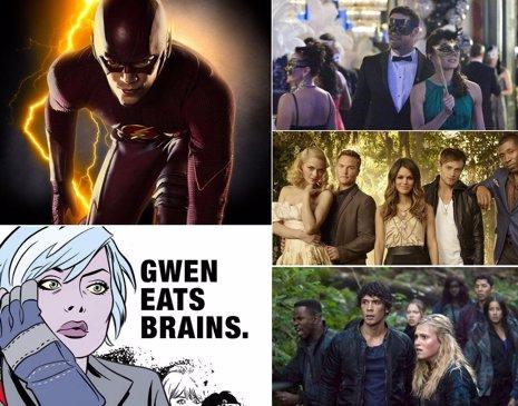 CW: renovaciones, cancelaciones y nuevas series