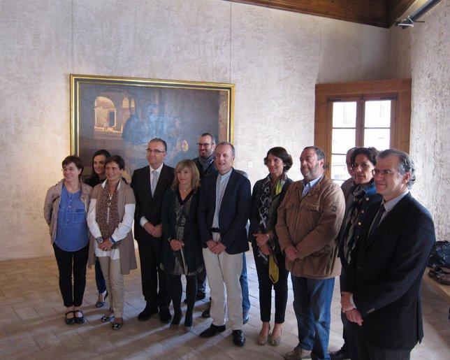 Exposición de Javier Ciga en el Condestable.