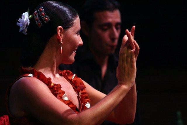 Baile flamenco en Andalucía