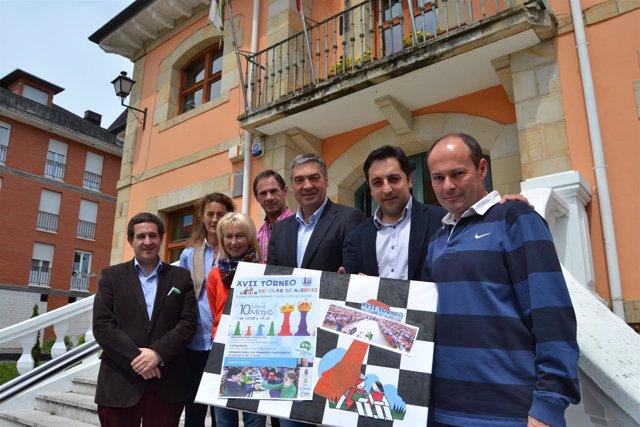 Presentación del XVII Torneo Escolar de Ajedrez