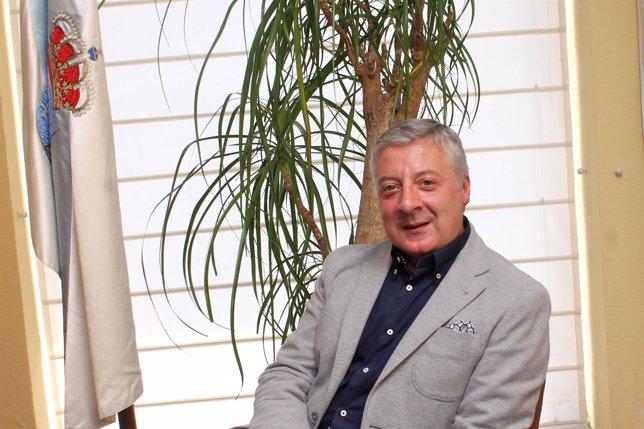 El candidato del PSdeG a la Eurocámara, José Blanco