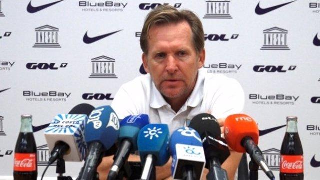 Bernd Schuster Málaga