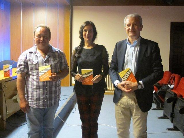 Presentación del libro de Marina Oroza