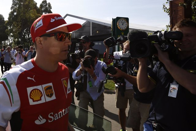Kimi Raikkonen (Ferrari)