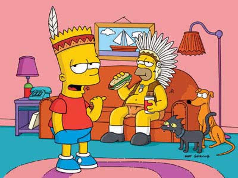 10 Curiosidades de los Simpsons que tal vez no conocías
