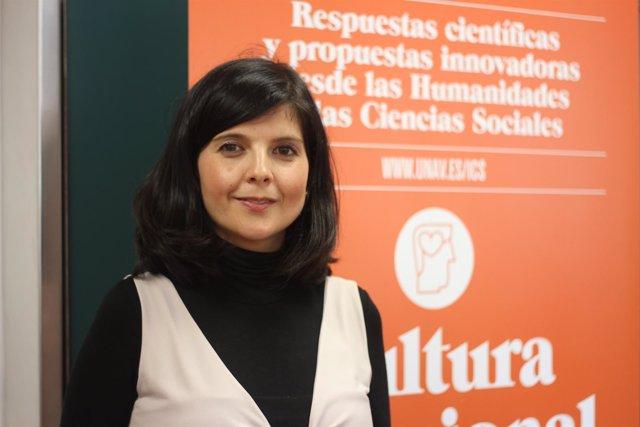 Vanesa Galego, doctora en Pedagogía