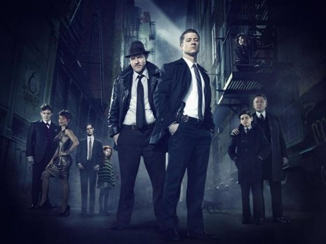 Gotham, primera imagen del reparto
